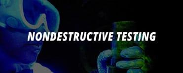 Nondestructive testing market