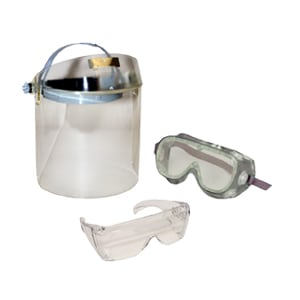 Laboratory UV Protective Gear