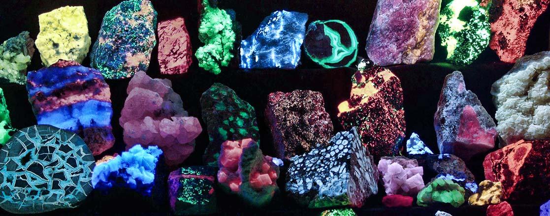 UV 宝石検査