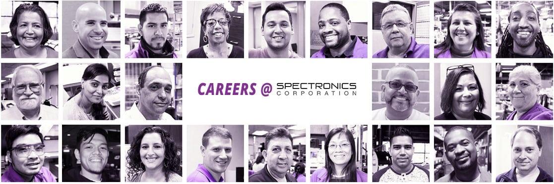 Spectronics Career
