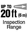 20 ft Range