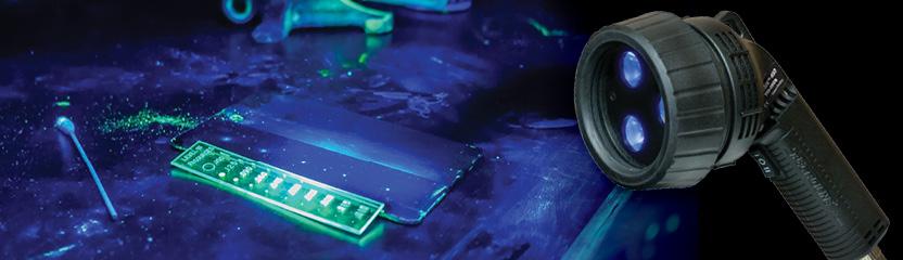 NDT Blue Light Inspections