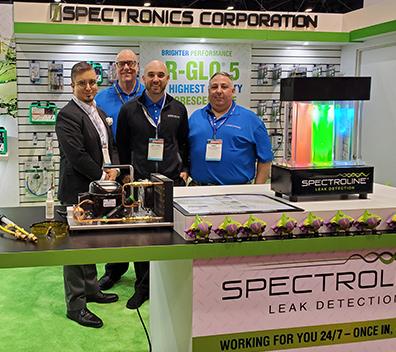 AHR Spectronics 2020