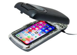 CellBlaster® UV Cell Phone Sanitizer