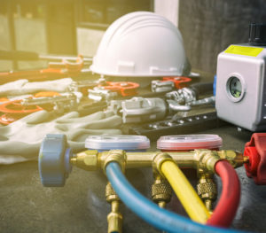 HVAC/R preventive measures manifolds