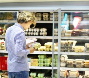 Prevent Mold & Bacteria Buildup in Supermarket Refrigerators
