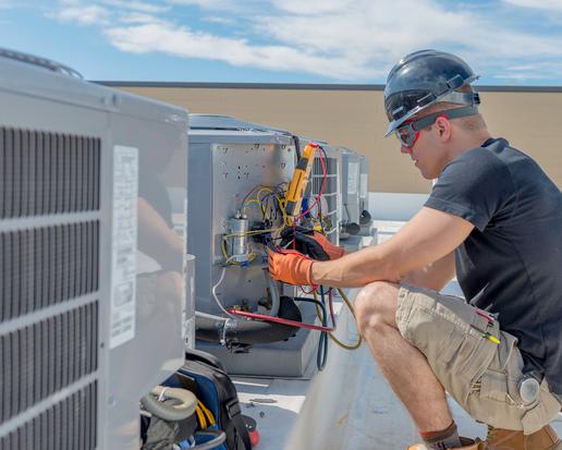 HVAC preventive maintenance plan