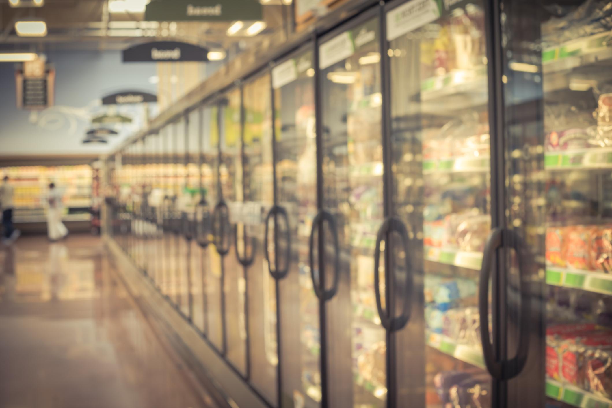 super market refrigeration